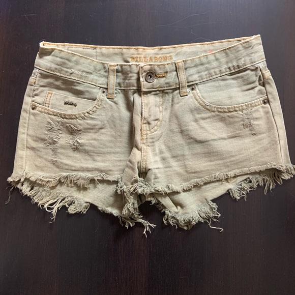Billabong Cutoff Shorts